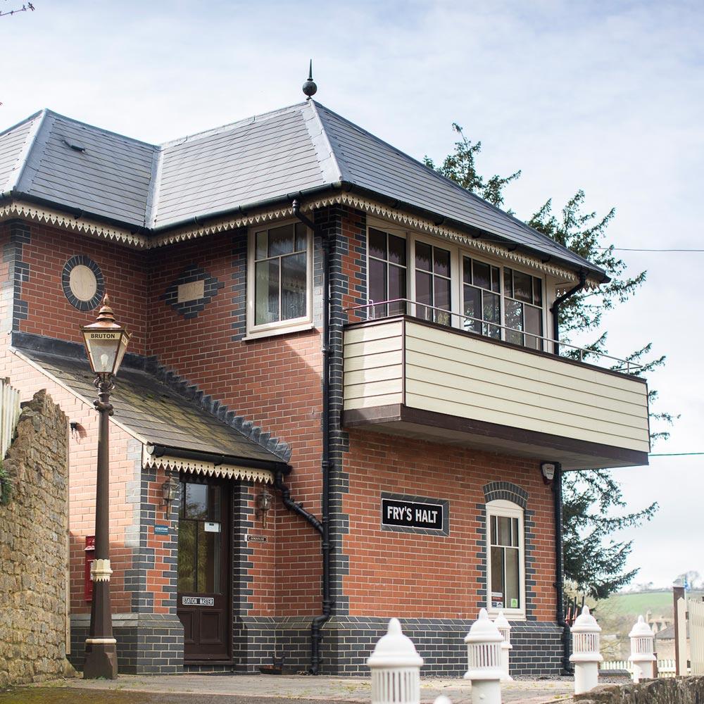 Frys Halt, Lodestone Bruton Office