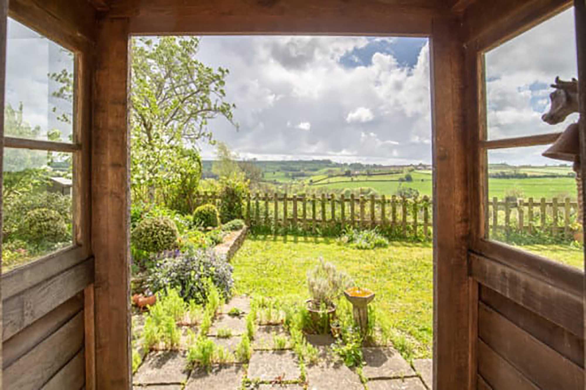 Batcombe-glorious panoramic views