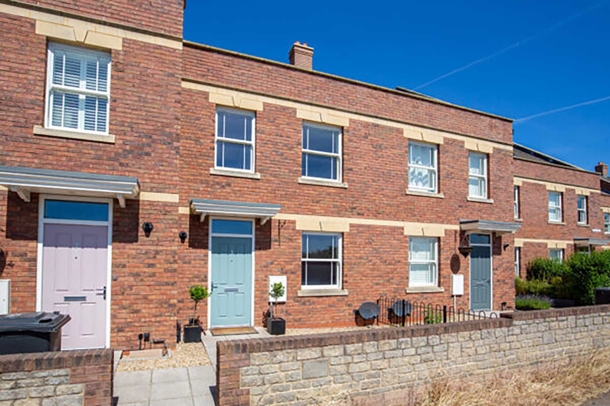 4 bed House Near Wells