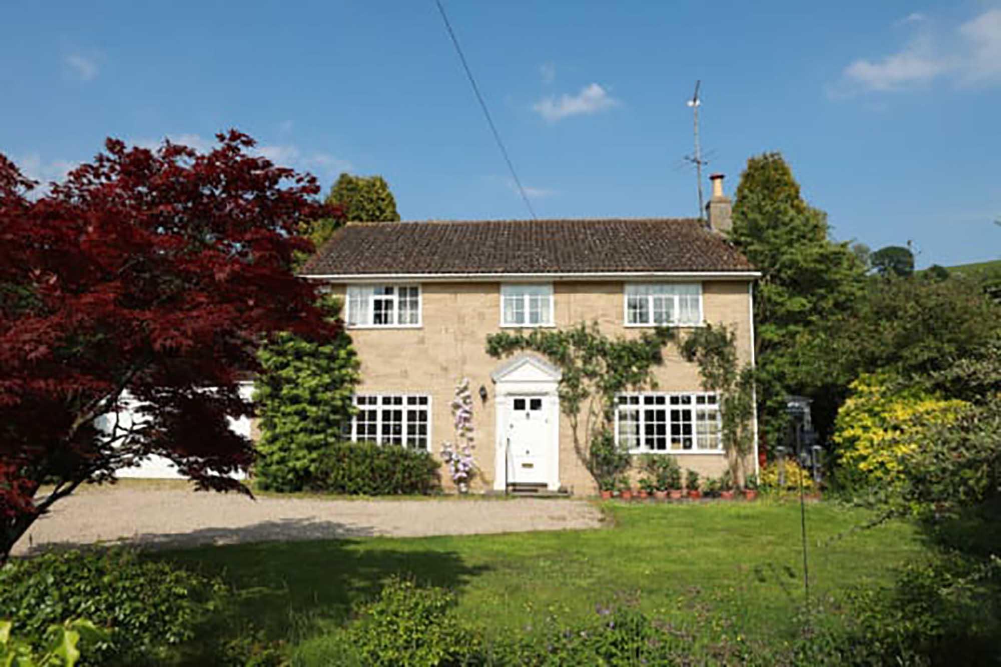 Spacious house in popular village of Corton Denham, Sherborne