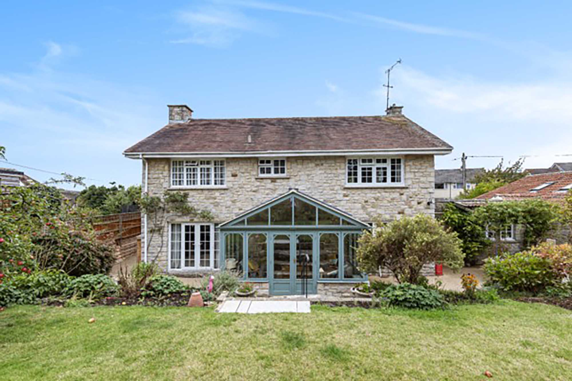 Nr Sherborne, 4 Bedroom family house with annex