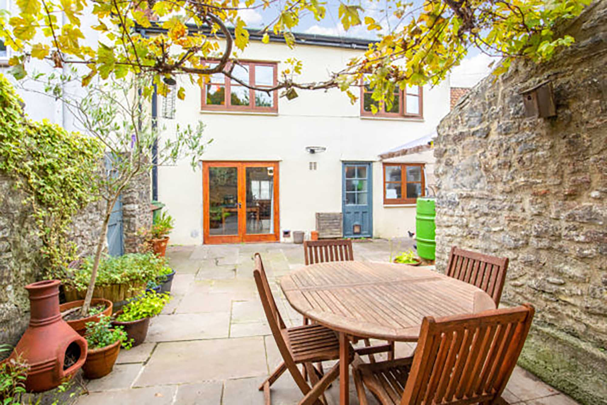 Charming four bedroom home close to Wells