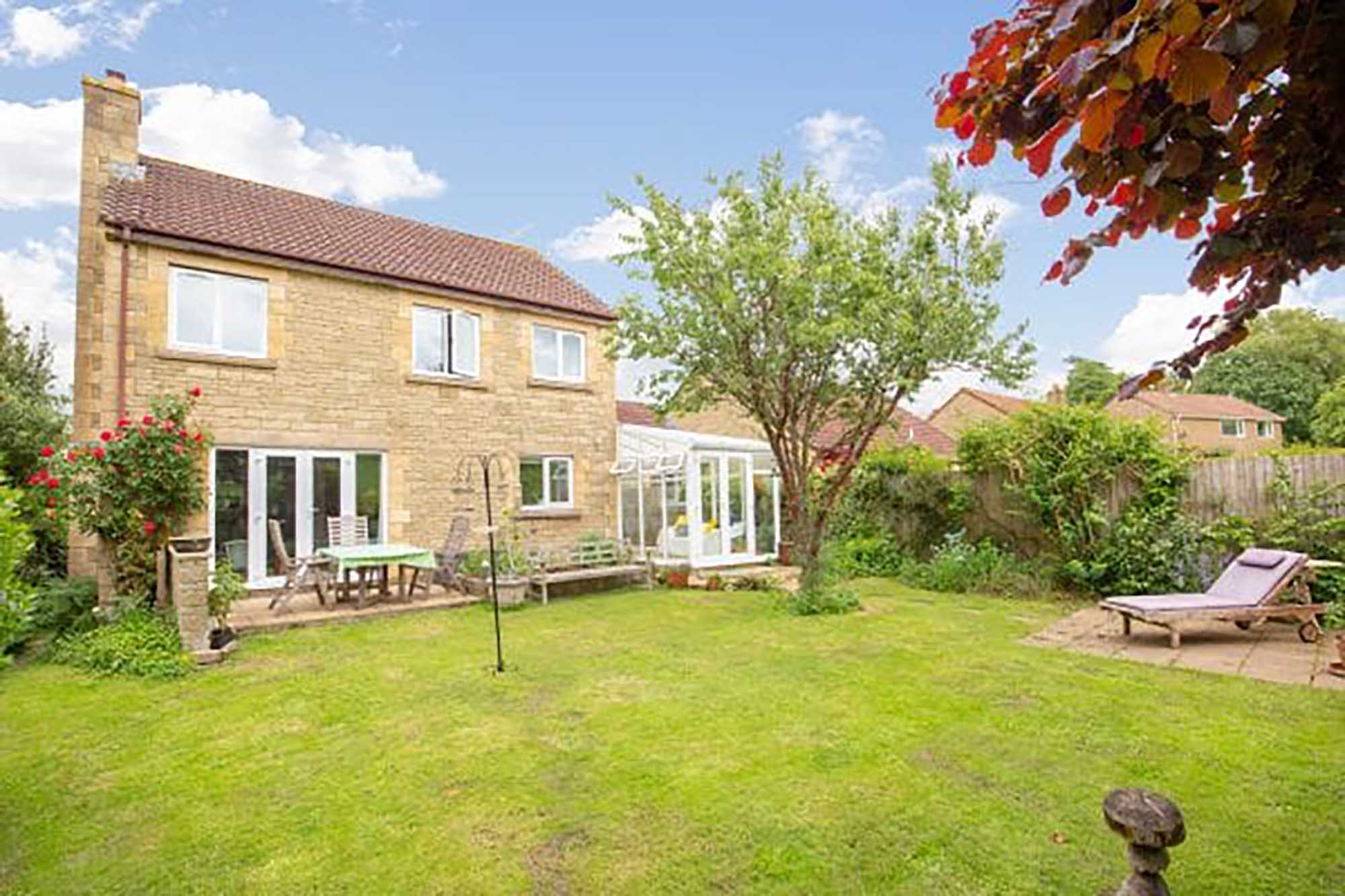 Castle Cary No Chain 4 bedrooms