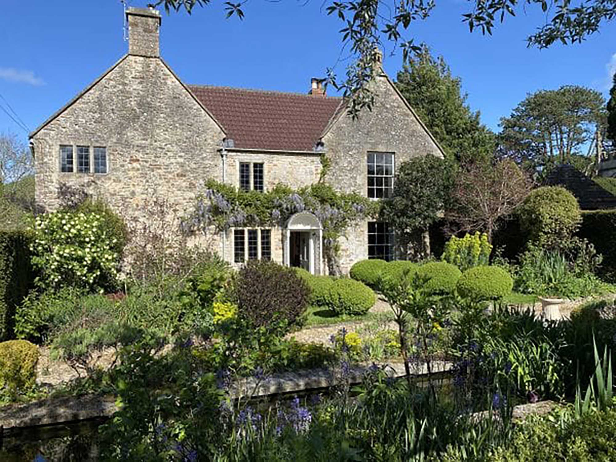 The Old Vicarage, Kilmersdon Nr Frome