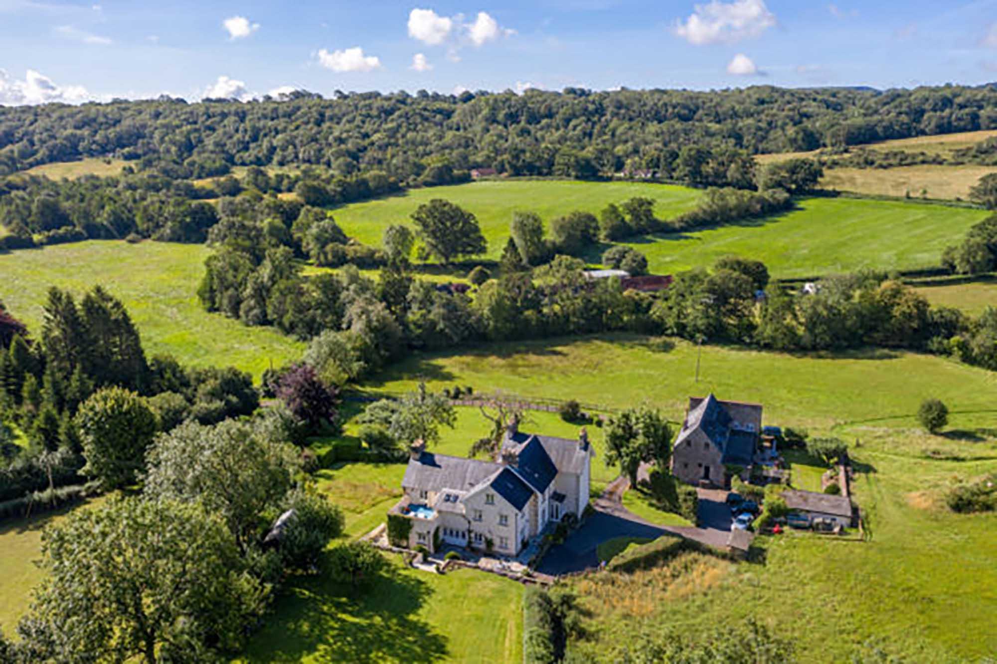Near Babington House-Stunning period home.