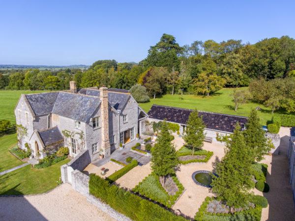 Baltonsborough, fabulous historic family house, annexe, land