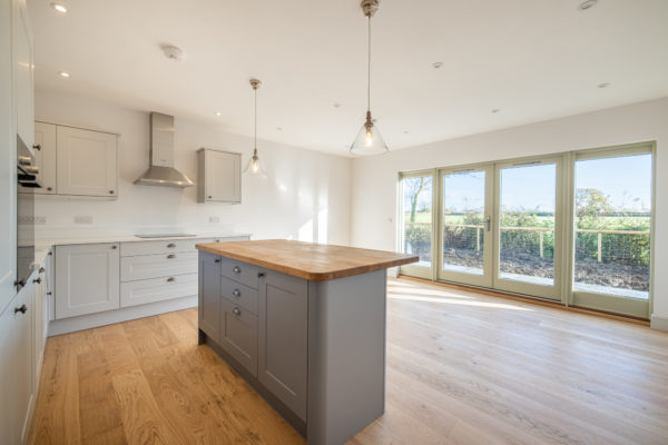 Exclusive development of 6 homes near Castle Cary