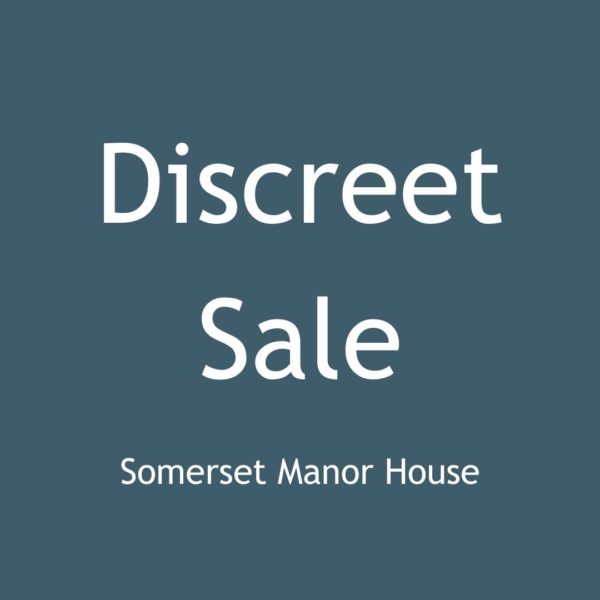 Somerset Manor House near Castle Cary