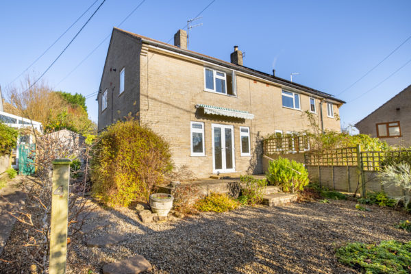 Bruton – property with potential, views and garden
