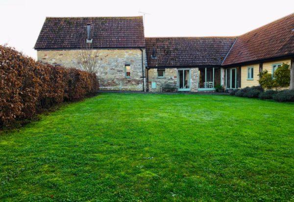 Walton barn, Kilmersdon