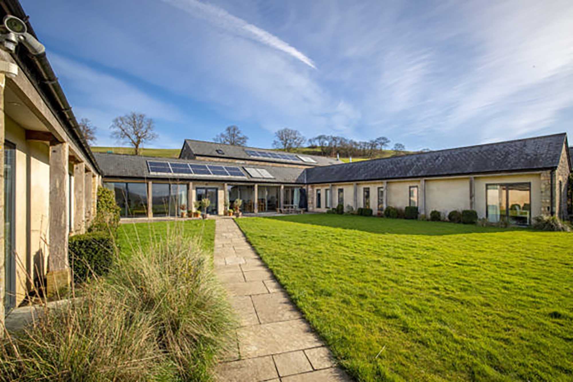 *Barn Conversion with Stunning Views – Available from 1st May 2021*