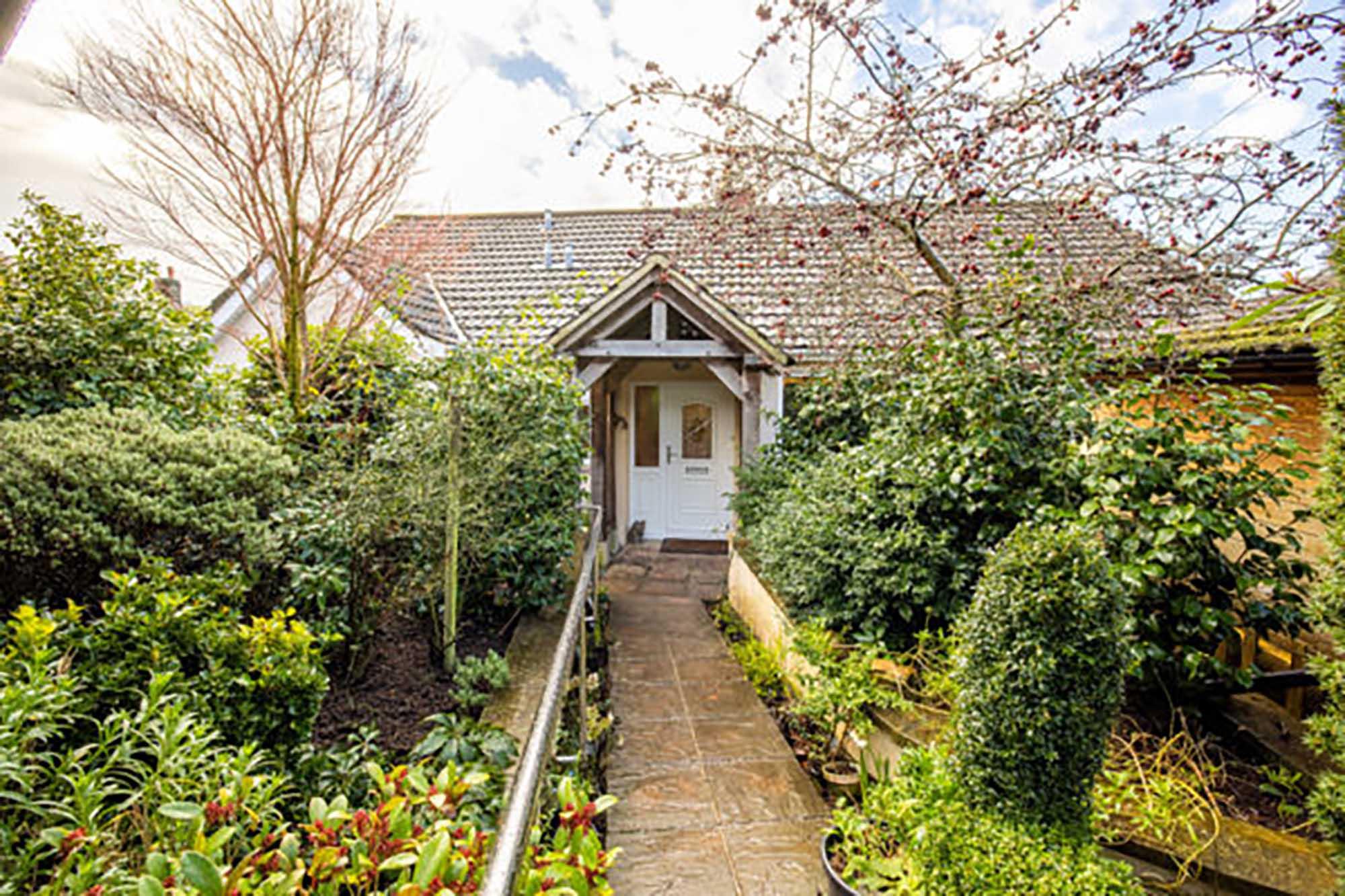 Lovely light filled home in Croscombe, Wells