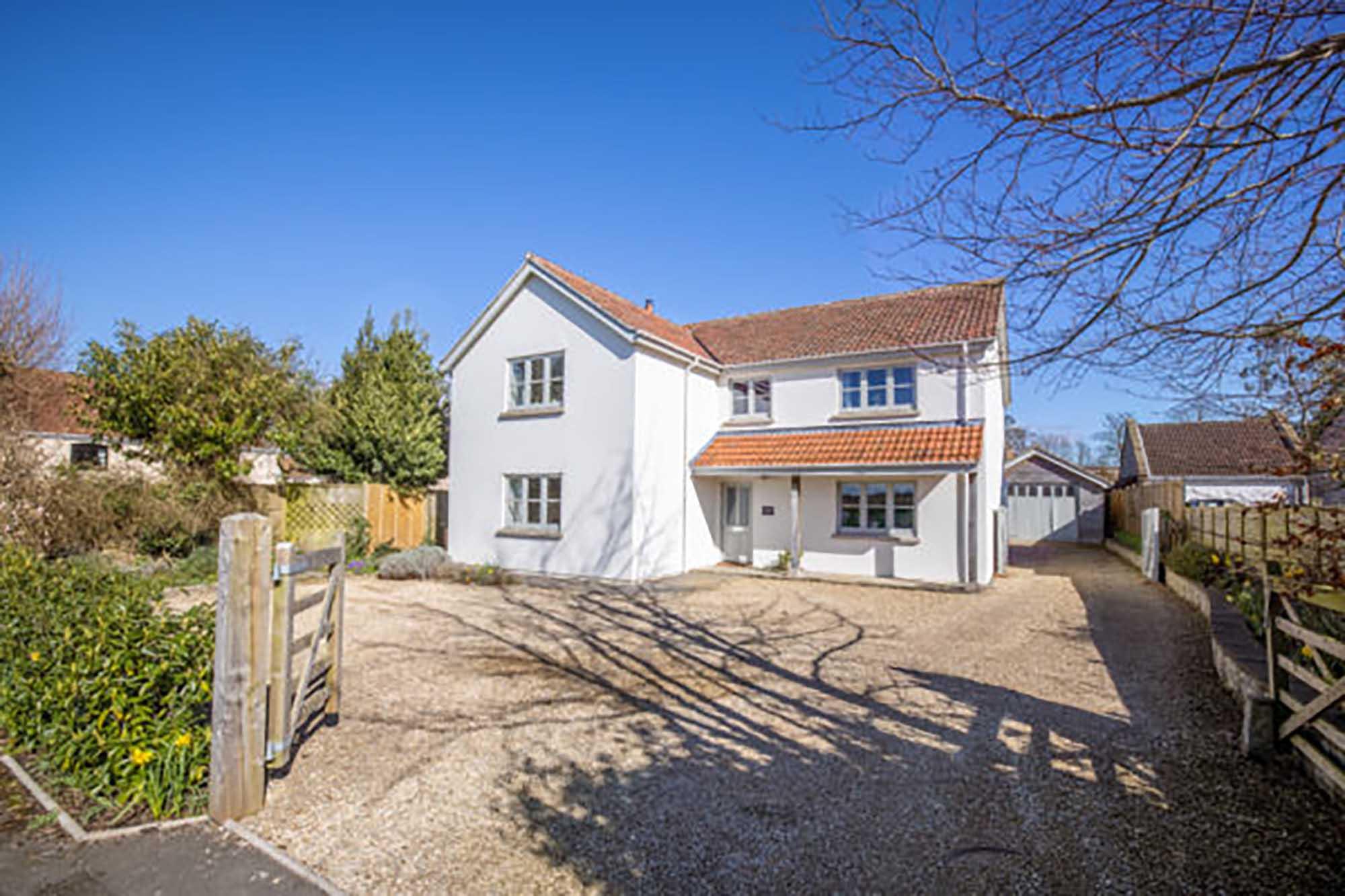 Fabulous family home in pretty village