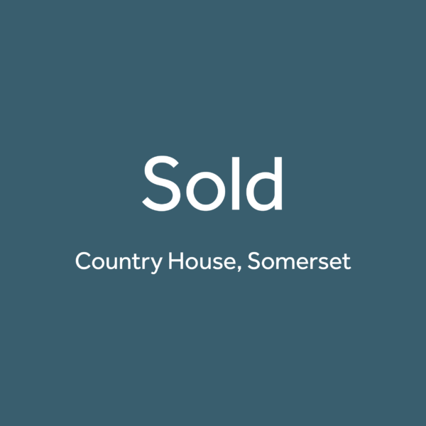 Large Country House south of Bath
