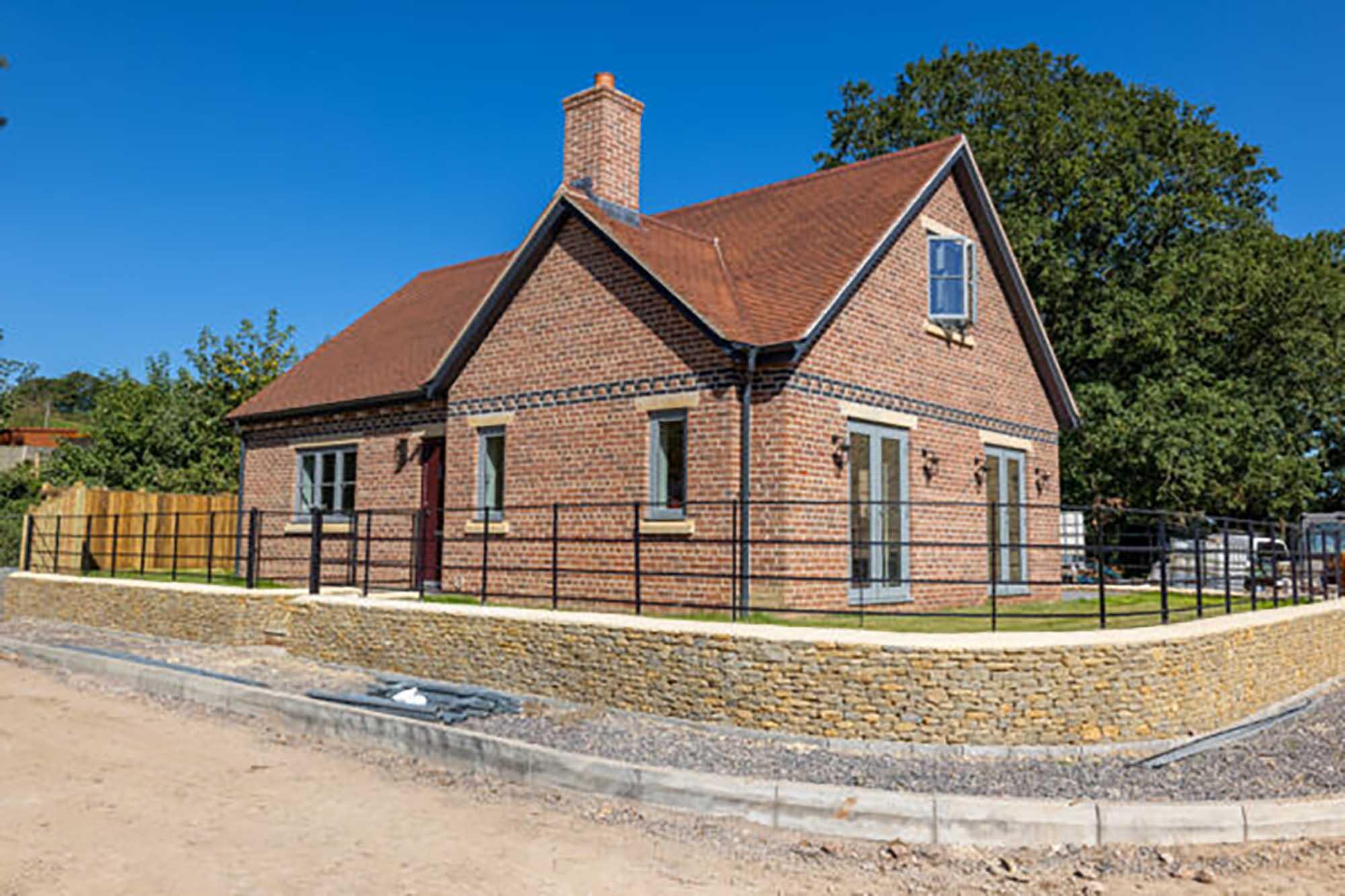 Ditcheat – New luxury 3 bed, 3 ensuite gatehouse.