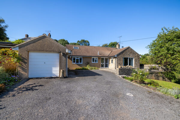 Detached bungalow with scope of improvement in Batcombe